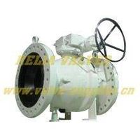 API 6D Cast Steel Trunnion Ball Valves Manufacturer