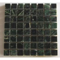 "Granite Marble Stone Pebble Travertine Slate Stone Mosaic tiles 12"" x 12"" Interlocking Tile"