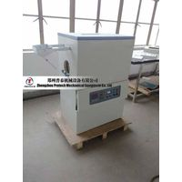 Protech high temperature vacuum rotary tube furnace 1600C
