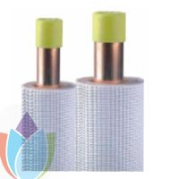 Pair Insulated tube with M1 insulation thumbnail image