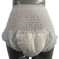 Disposable adult pants underwear diaper