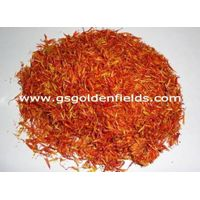 Chinese Herbal Medicine Saffron Flowers