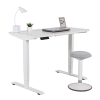 Electric Height Adjustable Standing Desk Home Office Computer Table thumbnail image