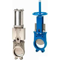 Steel and stainless knife gate valve thumbnail image