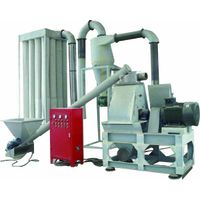 Wood Plastic Pelletizing Line
