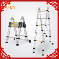 Xtend & Climb Aluminum Telescoping Ladder Type I Professional Series, 6-Foot made in china