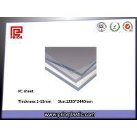Clear solid PC sheet, Polycarbonate panel thumbnail image