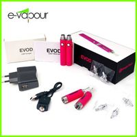 Hottest sale Evod starter kit ,variable voltage evod kit for sale
