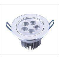 High Illumination 5W/7W/9W/15W/18W/24W Indoor Angle Adjustable LED Ceiling Light thumbnail image