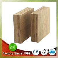 Wholesale 40mm Multilayer Bamboo Panel Carbonized Vertical Bamboo Ply Sheet