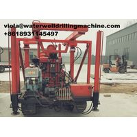 Hot Sale Soil Test Drilling Rig for Water Well Drilling