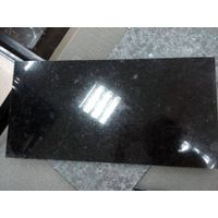 New Products Polished Absolute Black Granite Wall or Flooring Tile Promotion