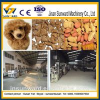 High quality dog food machine dog food processing line