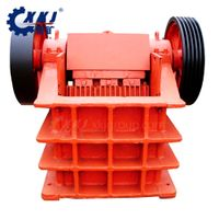 Mini Small Lab Jaw Crusher Machine