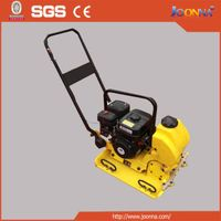 New Product Construction Gasoline Vibration Plate Compactor