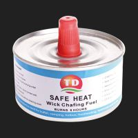 clean burning wick chafing dish fuel