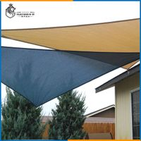 280gsm Sun Shade Sail for Car Parking