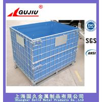 collapsible wire mesh container thumbnail image
