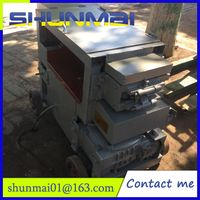 Scrap steel straightening machine/Metal straightening machine