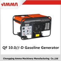 2018 good quality minimum price practical generator ohv electric gasoline generator 10KW gasoline ge thumbnail image