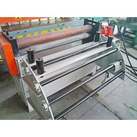 Coiled Plate Leveling Machine