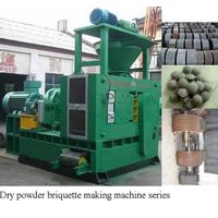 How to choice dry powder briquette machine? thumbnail image