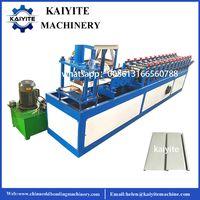 Metal Roller Shutter Door Rolling Forming Machinery
