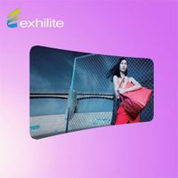 Tension fabric display: 3D-106
