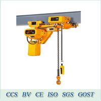 CE/ISO Electric Wire Rope/Chain Hoist