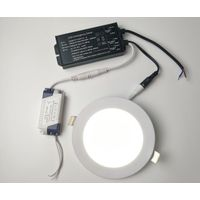 Emergency driver for 3w-40w led panel and downlight, pass CE and RoHs, Emergency time 2hours