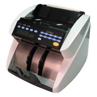 Golden-180 Trendy Streamline Double Hopper Auto Flip Banknote Counter
