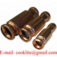 "Copper Nozzle/Tip For Safety Jiggler Siphon Hose Super Anti-static Shaker Syphon Pump - 1/2"" 3/4"" 1"""