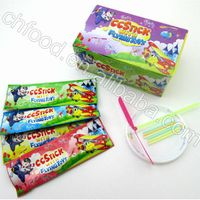 CC Stick Candy , Fruit Stick Candy, CC Stick Candy With Flying Toy