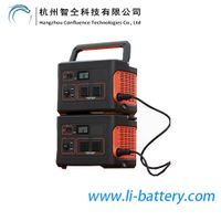 Outdoor Power Station 1000 PRO(In Parallel)
