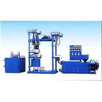 90mm blowing machine(horizontal type)