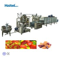 High quality automatic gummy jelly candy making machine
