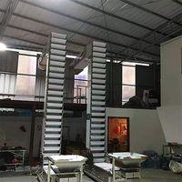 Z-Type Continuous Bulk Material Bucket Elevator/Conveyor Equipment thumbnail image
