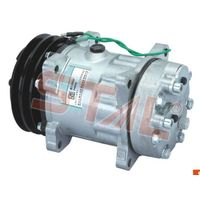 small order VOLVO ENGINEERING TRUCK A/C compressor with R134a thumbnail image