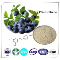 Pterostilbene 98% HPLC CAS NO:537-42-8 1kg/bag thumbnail image