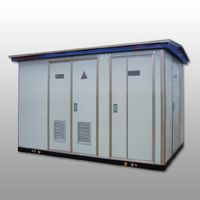 YB12-0.4 Series Prefabricated Sustation(European Style Box)