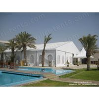 500 People Aluminum Tent for Hotel Service and Parties