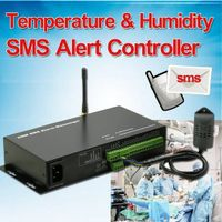 Temperature & Humidity SMS Alert Controller thumbnail image