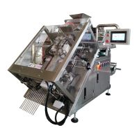 true quad seal bag declining filling and packaging machine thumbnail image