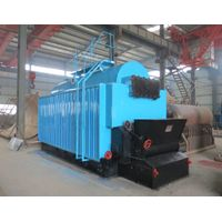 Coal or Biomass fuel fired Automatic Chain Grate Steam Boiler