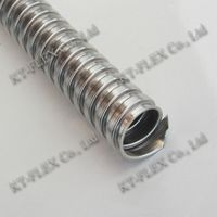 Stainless steel electrical flexible cable conduit