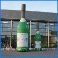 Inflatables Bottle Advertising thumbnail image