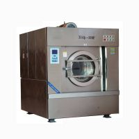 100kg XGQ-F fully automatic industrial washer extractor