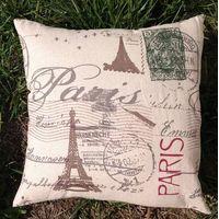 Beautiful Printed Pillow Case & Back Cushion thumbnail image