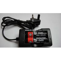 Flashlight Battery Charger for 18650 Li-ion battery thumbnail image