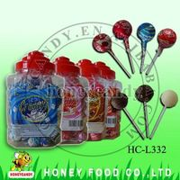 12g Creamy Assorted Lollipop